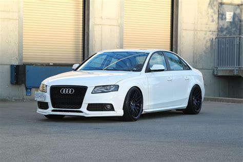Audi A4 Rims by Audi A4 2013 White Black Rims Search Cars