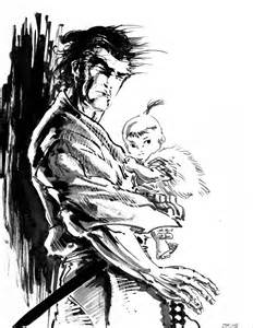 lone wolf and cub the many adaptations of kazuo koike the fringes