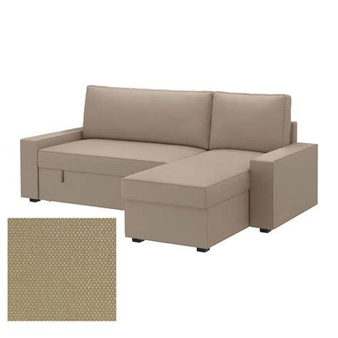 slipcover sofa with chaise ikea vilasund sofa bed with chaise slipcover sofabed cover