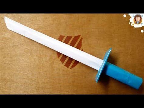 origami butterfly knife how to make paper karambit jak zrobić papierowego