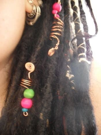 how to make dreadlock jewelry 25 best dread wraps ideas on dread hair