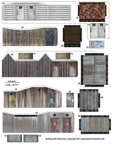 paper craft buildings best 25 model building ideas on model house