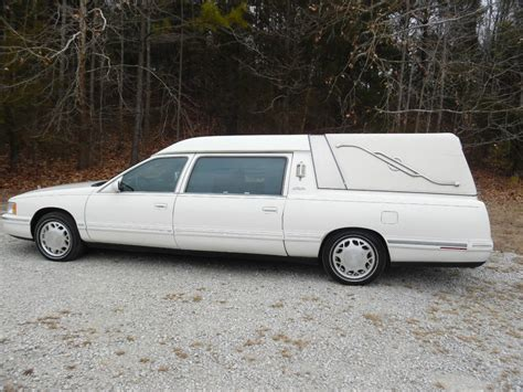 1999 Cadillac For Sale by 1999 Cadillac Hearse Miller Meteor For Sale
