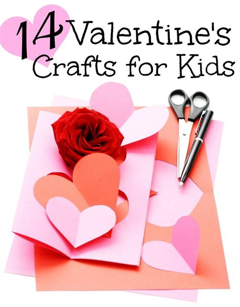 crafts for for valentines day 14 s day crafts for