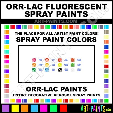 paint colors used in the 1800s apwa white fluorescent spray paints 1800 apwa white