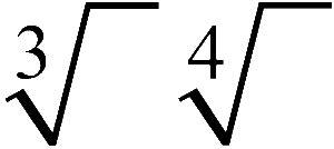 s mbolo ra z cuadrada raiz de n simbolo raiz c 250 bica cuarta quinta etc