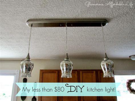 diy kitchen light fixtures someday crafts diy kitchen light
