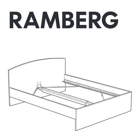 replacement parts for bed frames ikea ramberg bed frame replacement parts furnitureparts