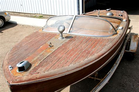 chris craft project boats for sale 1956 19 chris craft antique runabout