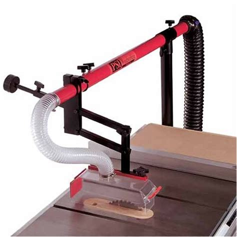 woodworking dust collectors psi woodworking tsguard table saw dust collection guard
