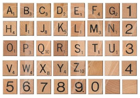 numbers on scrabble tiles vintage wooden scrabble letters and numbers digital