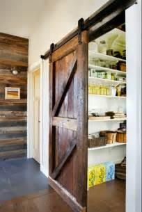 kitchen barn doors look a sliding barn door to the pantry kitchen inspiration