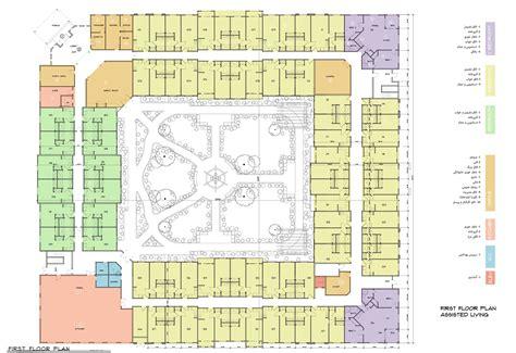 assisted living floor plans assisted living floor plans azar development llc