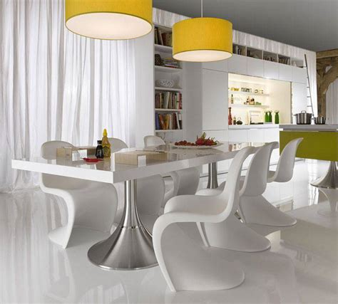 modern kitchen furniture sets modern dining room sets as one of your best options designwalls
