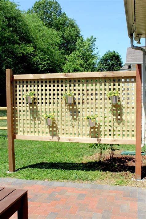 privacy screens for backyards 25 best ideas about outdoor privacy on patio