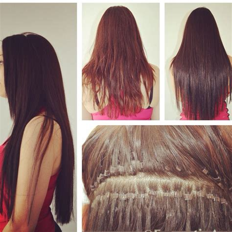 micro bead extensions 179 best images about hair extensions pieces on