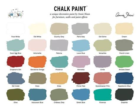chalk paint process sloane chalk paint palette this paint is expensive