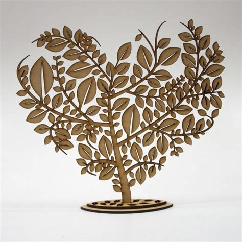laser tree laser cut tree template 3d vector design