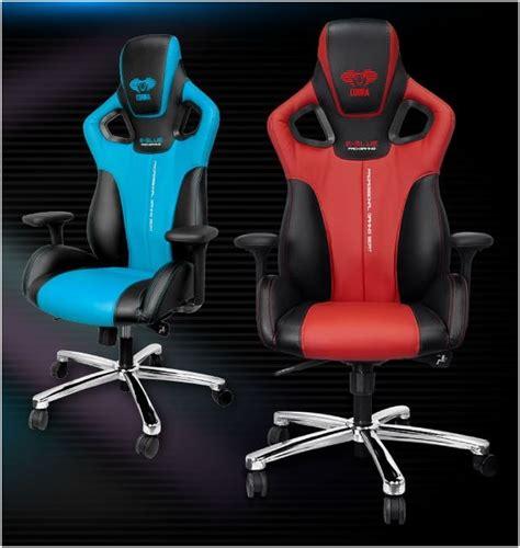 gaming chair reviews e blue gaming cobra gaming chair review proclockers