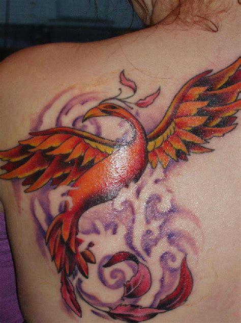 tribal tattoos designs japanese phoenix tattoo