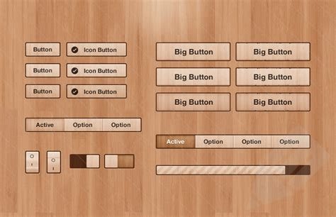 woodworking web got wood ui kit 2 uicloud