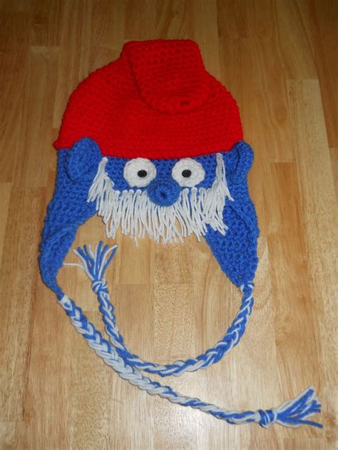 smurf knitting pattern 17 best images about smurf and hello crocheted stuff