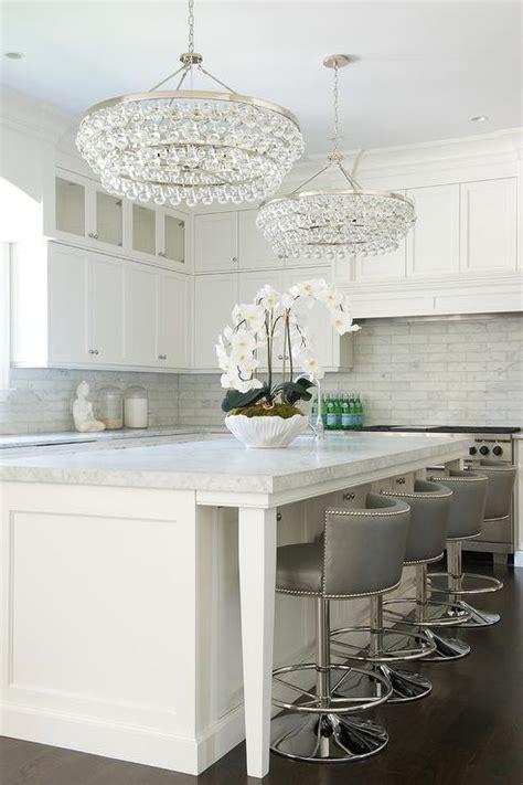 kitchen island chandelier lighting kitchen island with robert bling chandeliers transitional kitchen