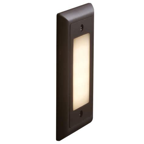 led lights exterior bruck step i contemporary led exterior step light bru