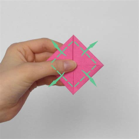 5 step origami how to make an origami in 8 easy steps from japan
