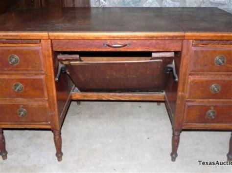 antique typewriter desk antique desk with lift up typewriter shelf