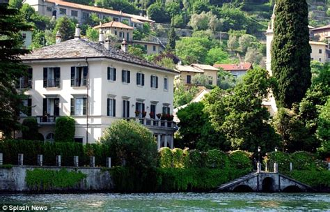 george clooney home is george clooney going to sell his beloved lake como