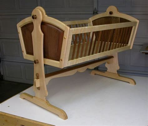 25 Unique Baby Cradles Ideas On Wood Cradle