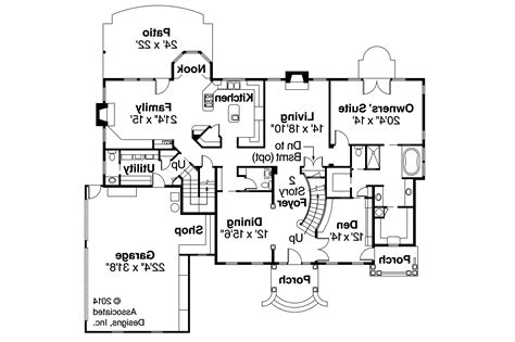 colonial house floor plans colonial house plans palmary 10 404 associated designs