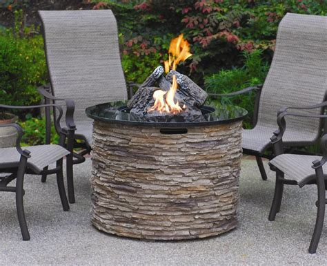 propane outdoor firepit outdoor propane pits pictures to pin on