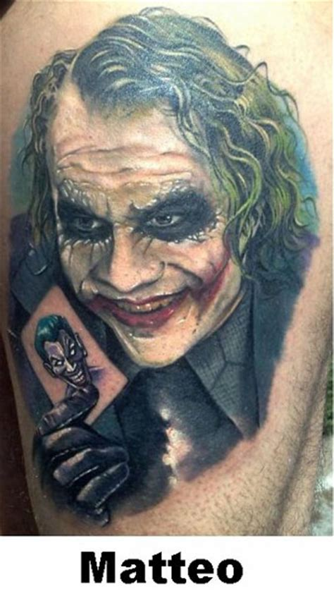 tattoo joker by exodus tattoo