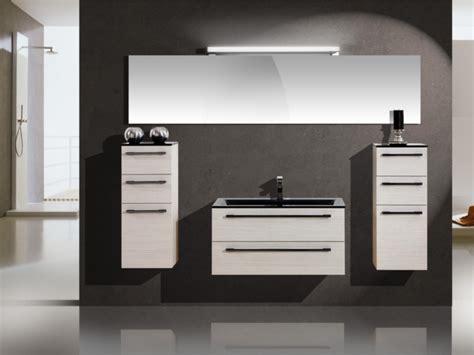 Qualitäts Badezimmermöbel by Design Badezimmerm 246 Bel Set Mit Glaswaschtisch Und
