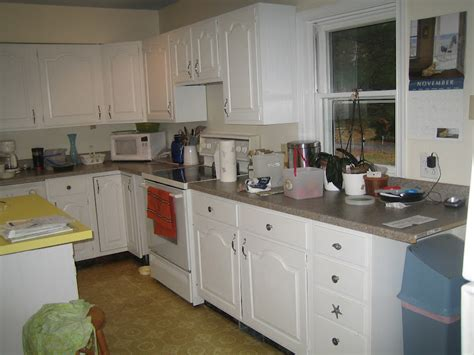 white formica kitchen cabinets shore side farm house kitchen renovation road map to