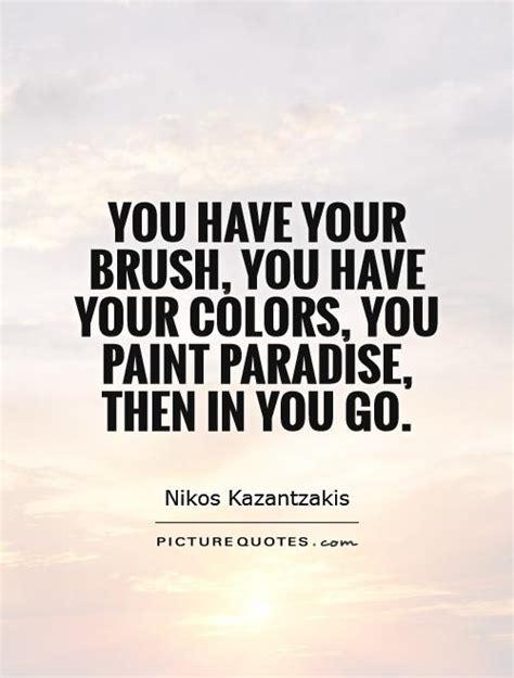 Paint Color Quotes Quotesgram