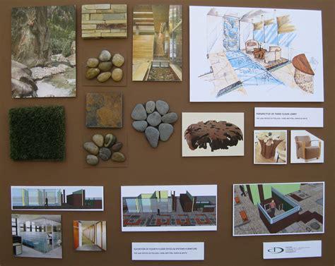 interior design material board duong designs 187 office concept floorplan material board