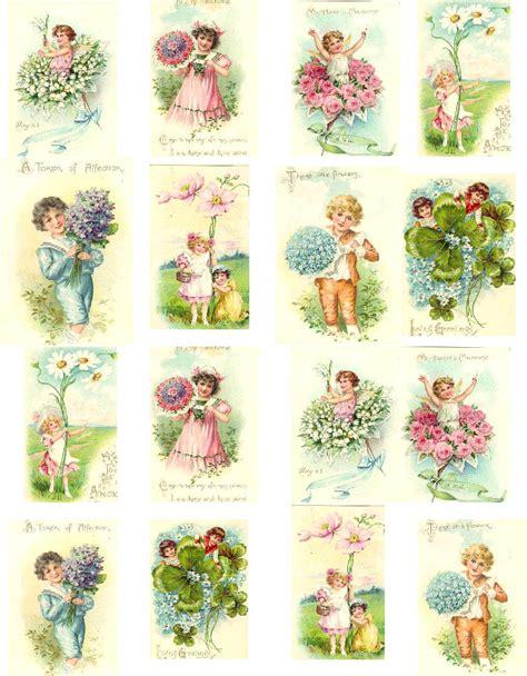 printable decoupage sheets dpchil1 jpg 837 215 1075 craftiness free