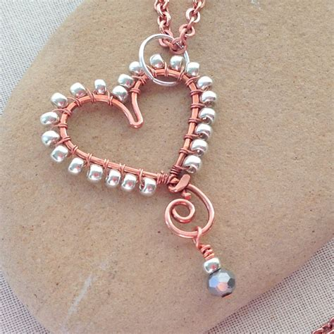 how to make wire wrapped jewelry yang s jewelry how to make wire jewelry