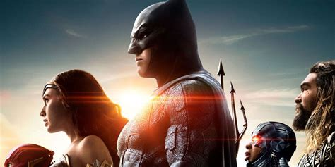 justice league the justice league looks to the future in new poster