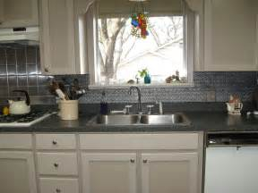 tin backsplash kitchen faux tin backsplash de decorative ceiling