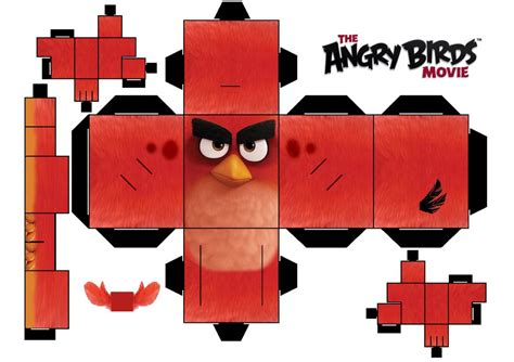 paper craft birds angry birds papercraft pictures to pin on