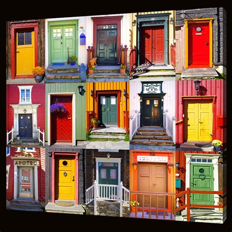 colorful doors doors of distinction on doors nouveau and