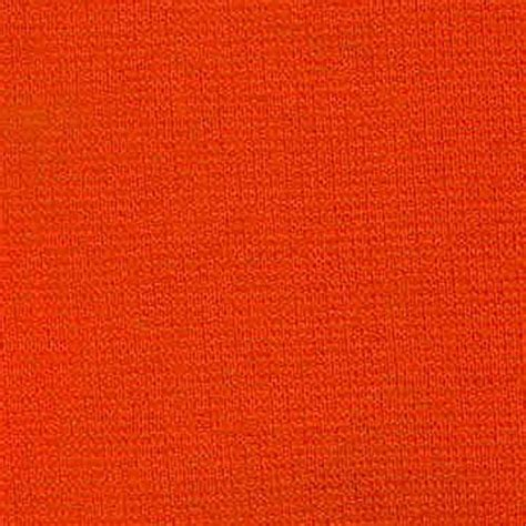 knit fabrics ponte knit orange discount designer fabric