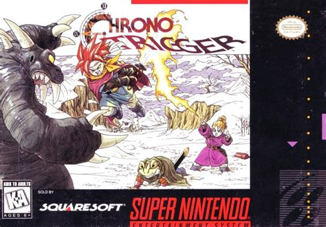chrono trigger 5 franchises that need to come back from the dead