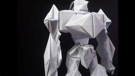 origami robots origami robot 5