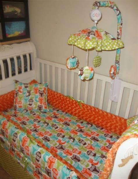 owl crib bedding boy 17 best images about owl nursery theme on owl