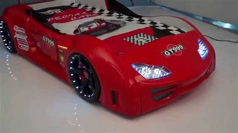 bed cars supercar gt999 race car bed with led light usa